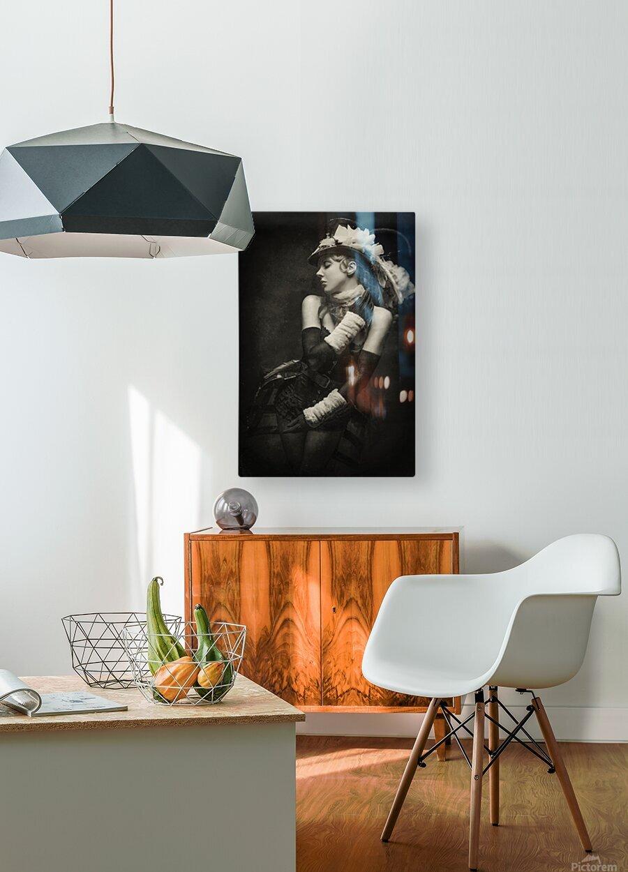 Cabaret I  HD Metal print with Floating Frame on Back