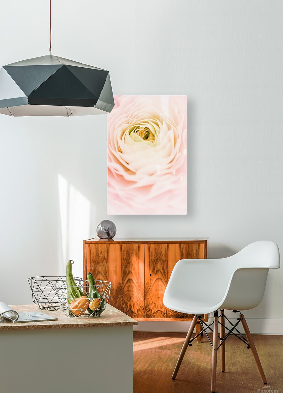 Daltana Spring Brill  HD Metal print with Floating Frame on Back