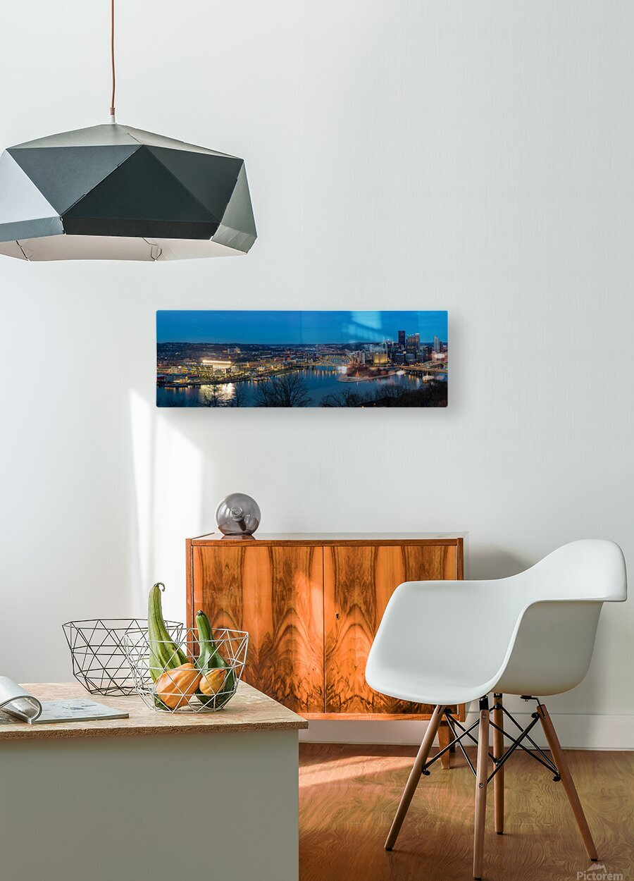 Twilight apmi 1523  HD Metal print with Floating Frame on Back