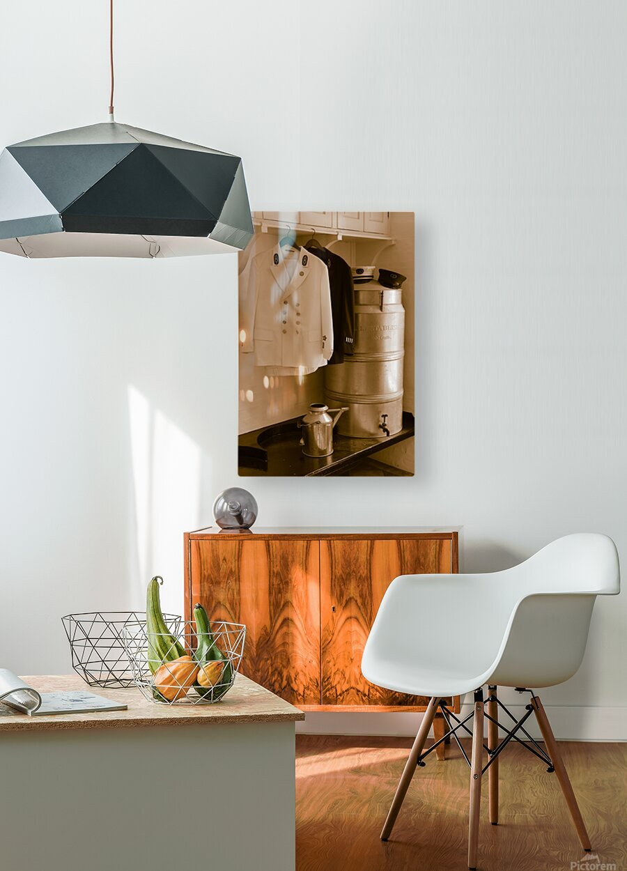 Still Life ap 2099  HD Metal print with Floating Frame on Back