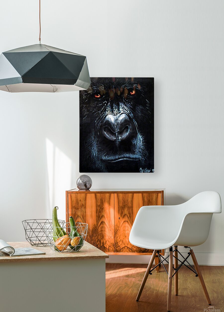 Whats Troubling Gus  HD Metal print with Floating Frame on Back