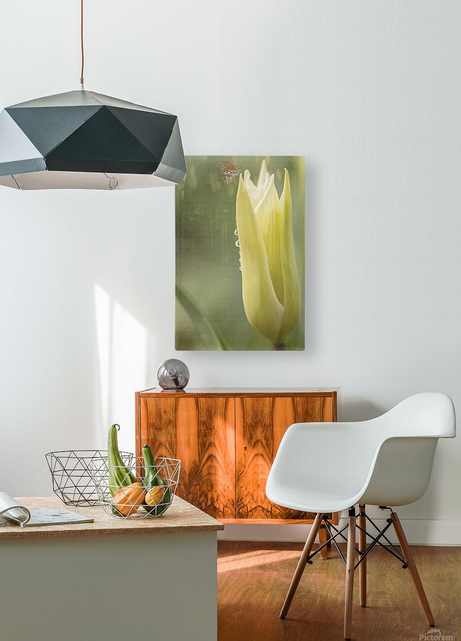 Spirit Of Love - Spring Art by Jordan Blackstone  HD Metal print with Floating Frame on Back