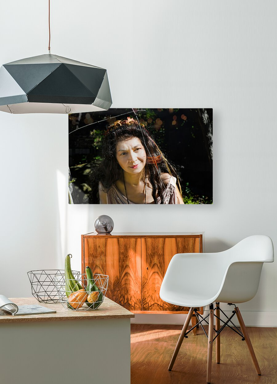 AN AMAZING FRIENDSHIP collection 1-4  HD Metal print with Floating Frame on Back