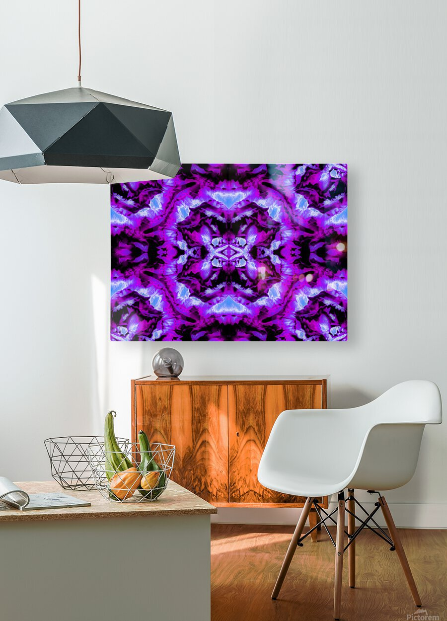 portal 962CDFE2  HD Metal print with Floating Frame on Back