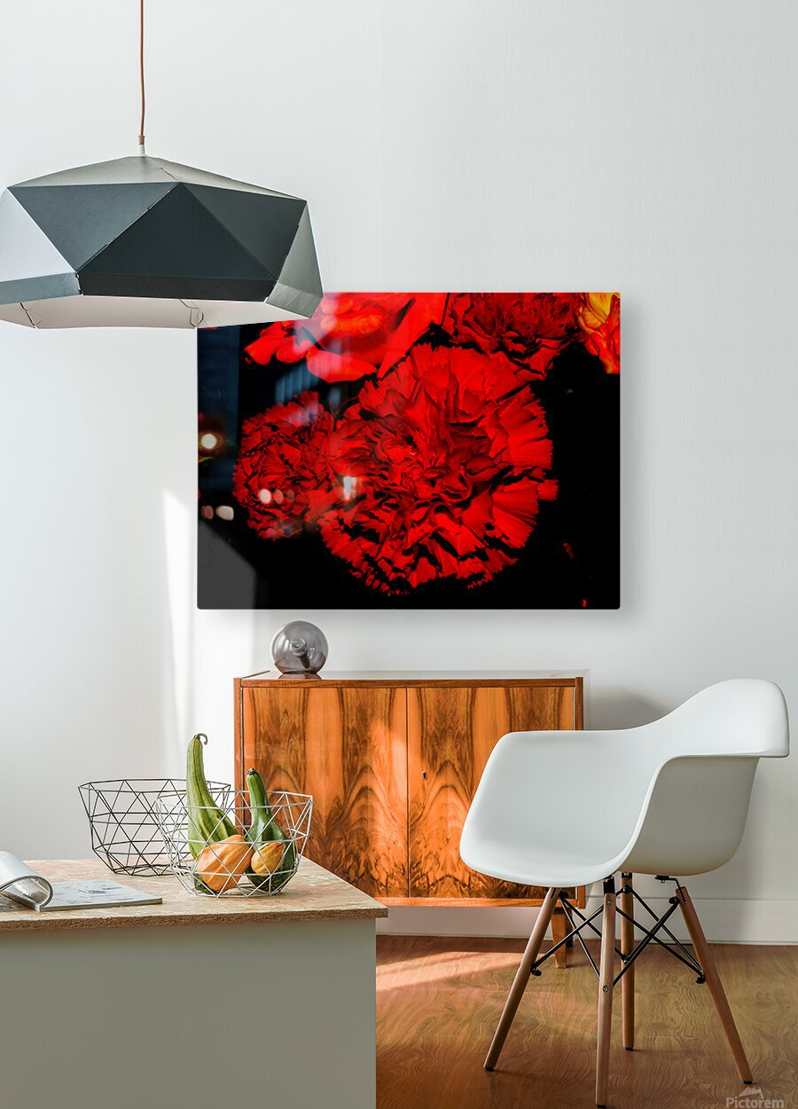 sofn ED31563A  HD Metal print with Floating Frame on Back