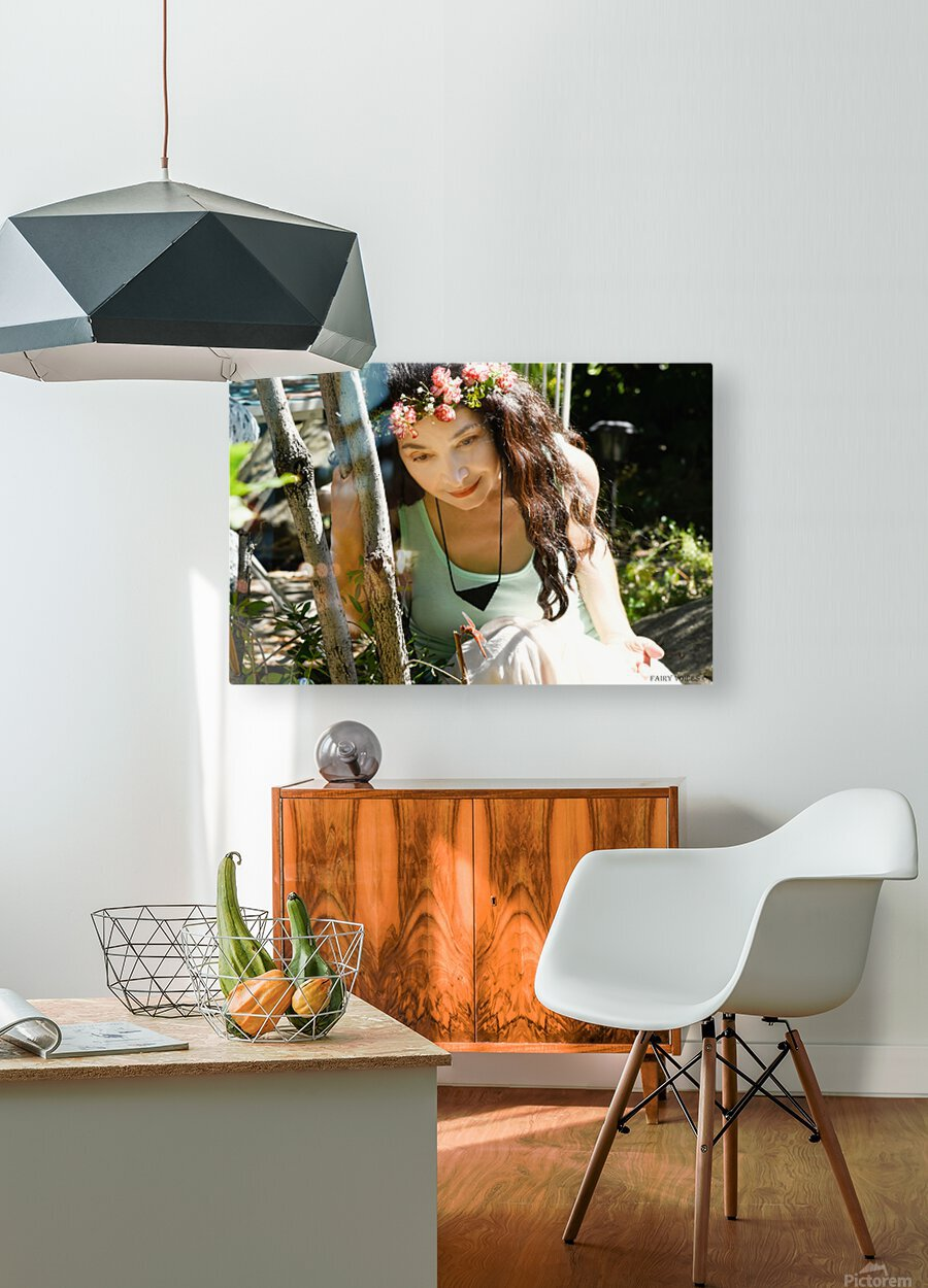 NO SECRET BETWEEN US  collection 2-4  HD Metal print with Floating Frame on Back