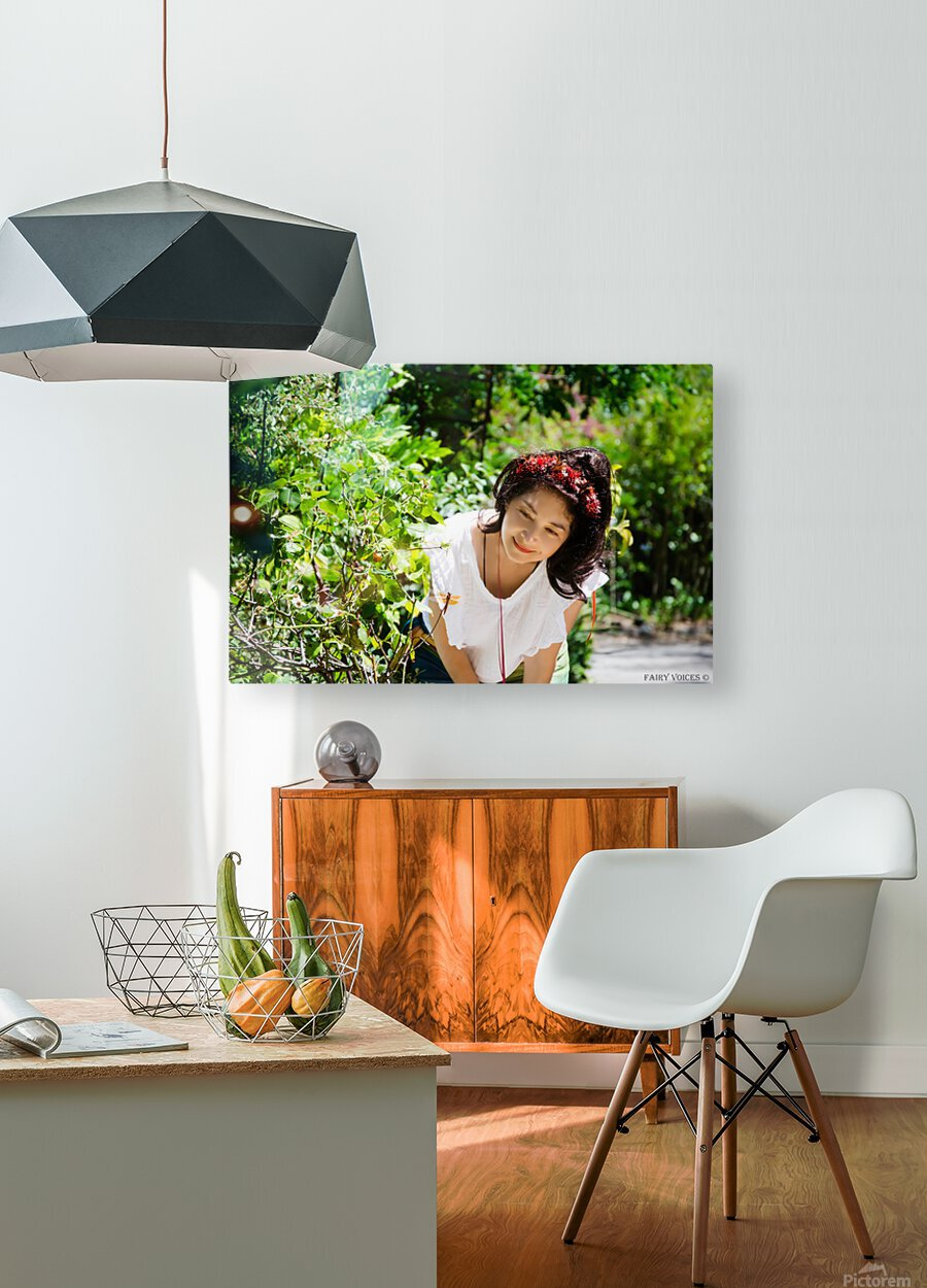 TELL ME MORE...Collection  1-6  HD Metal print with Floating Frame on Back