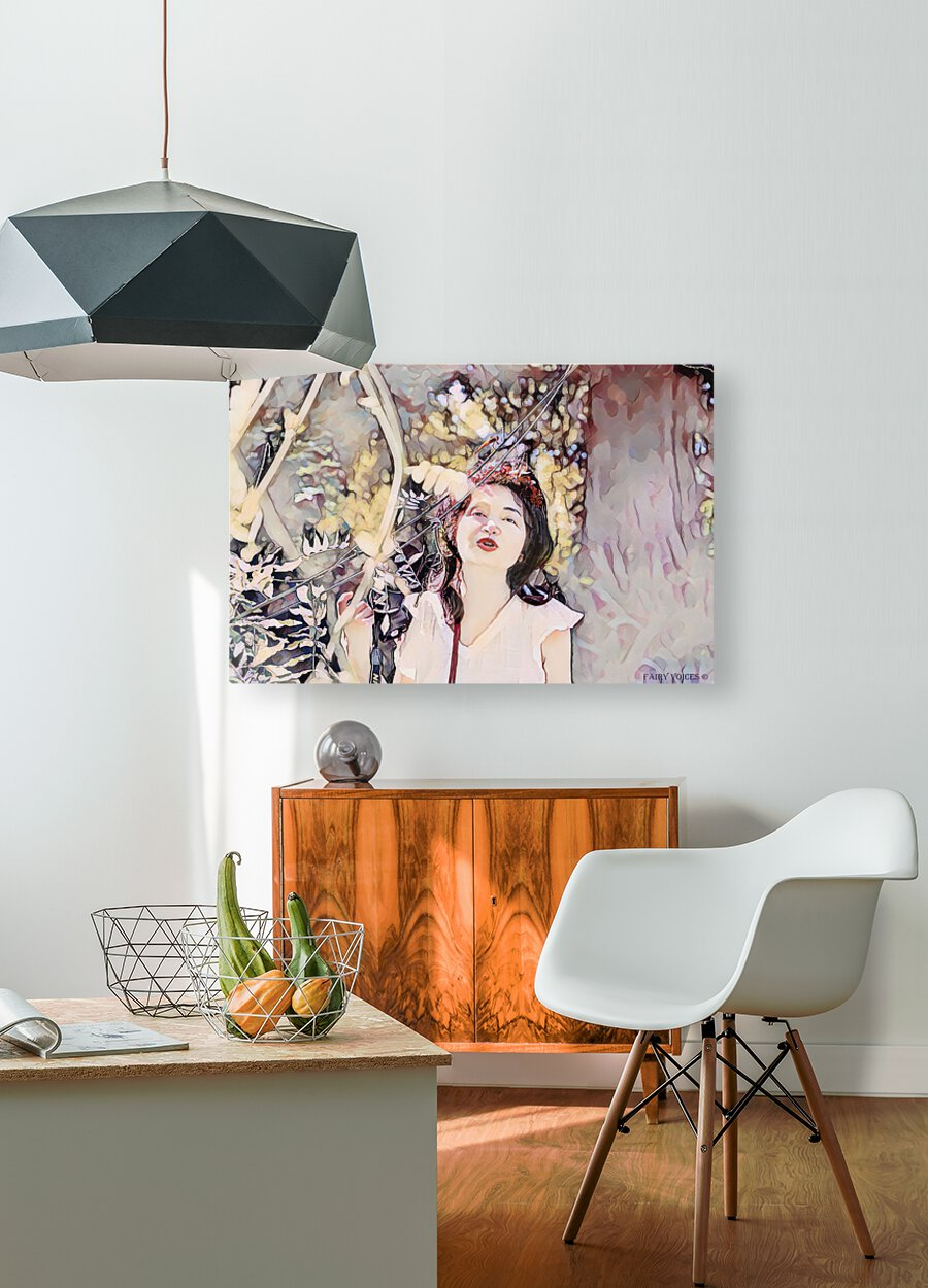TELL ME MORE Art -Photo Collection  5-6  HD Metal print with Floating Frame on Back