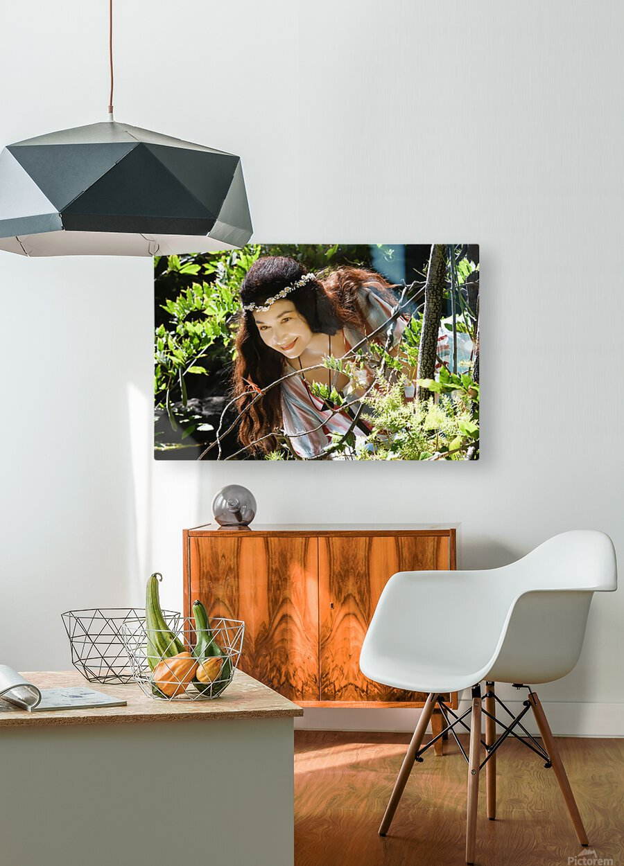 EVOKED BY NATURE Collection 2-4  HD Metal print with Floating Frame on Back