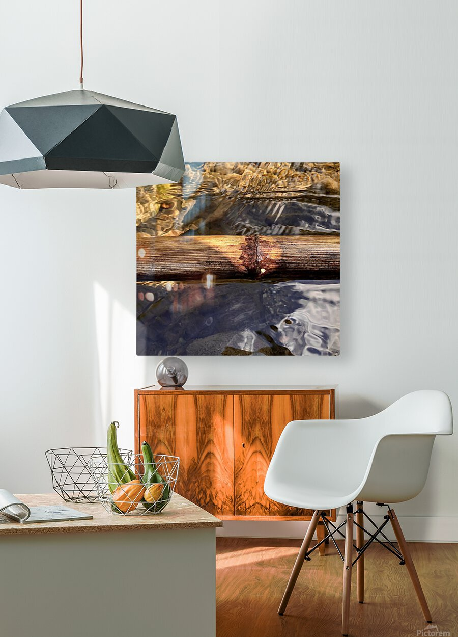 8A0EA682 A5EC 4E2C 86D4 1447338CF73D  HD Metal print with Floating Frame on Back