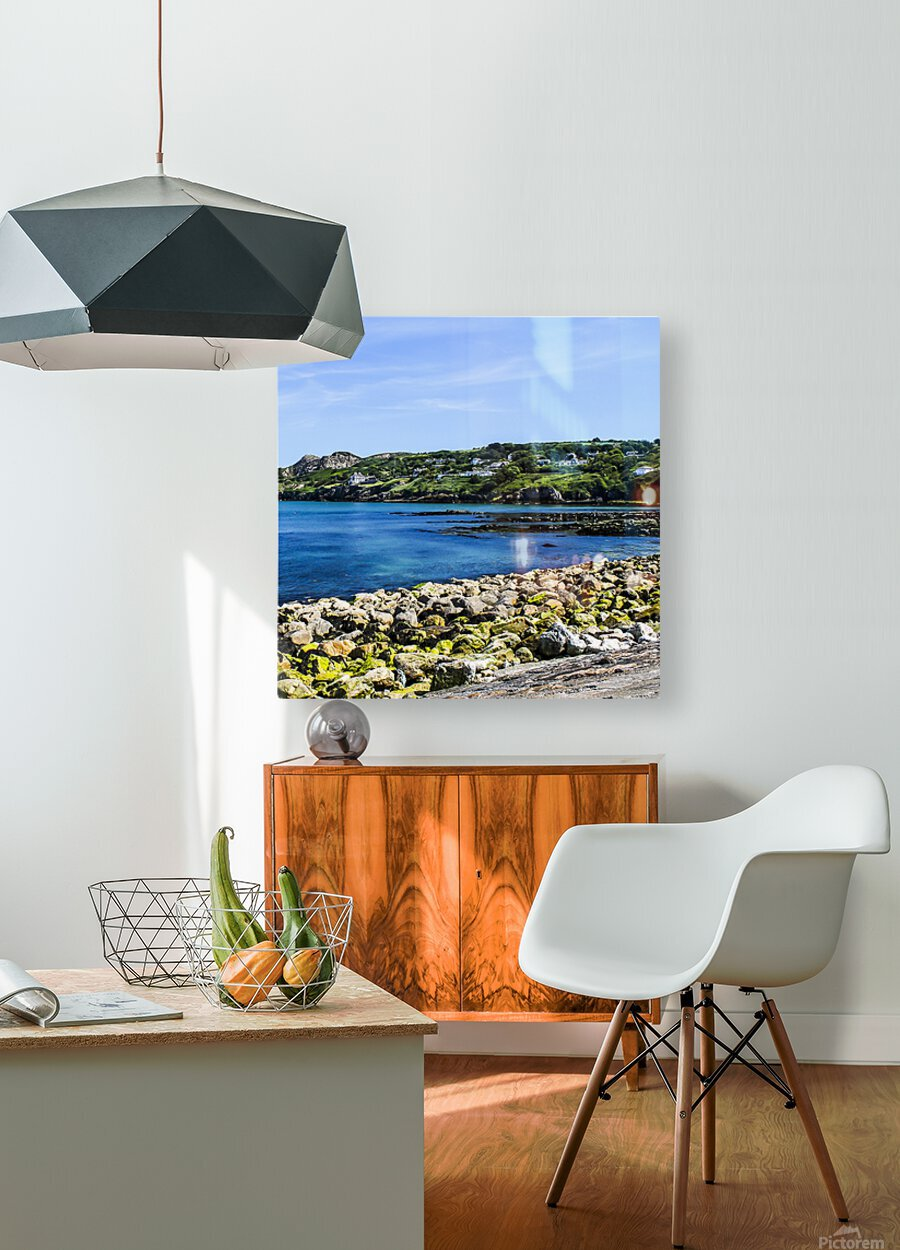 Howth Ireland IV  HD Metal print with Floating Frame on Back