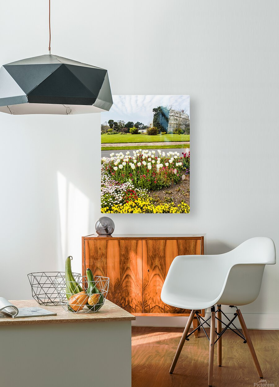 Botanic Garden II  HD Metal print with Floating Frame on Back