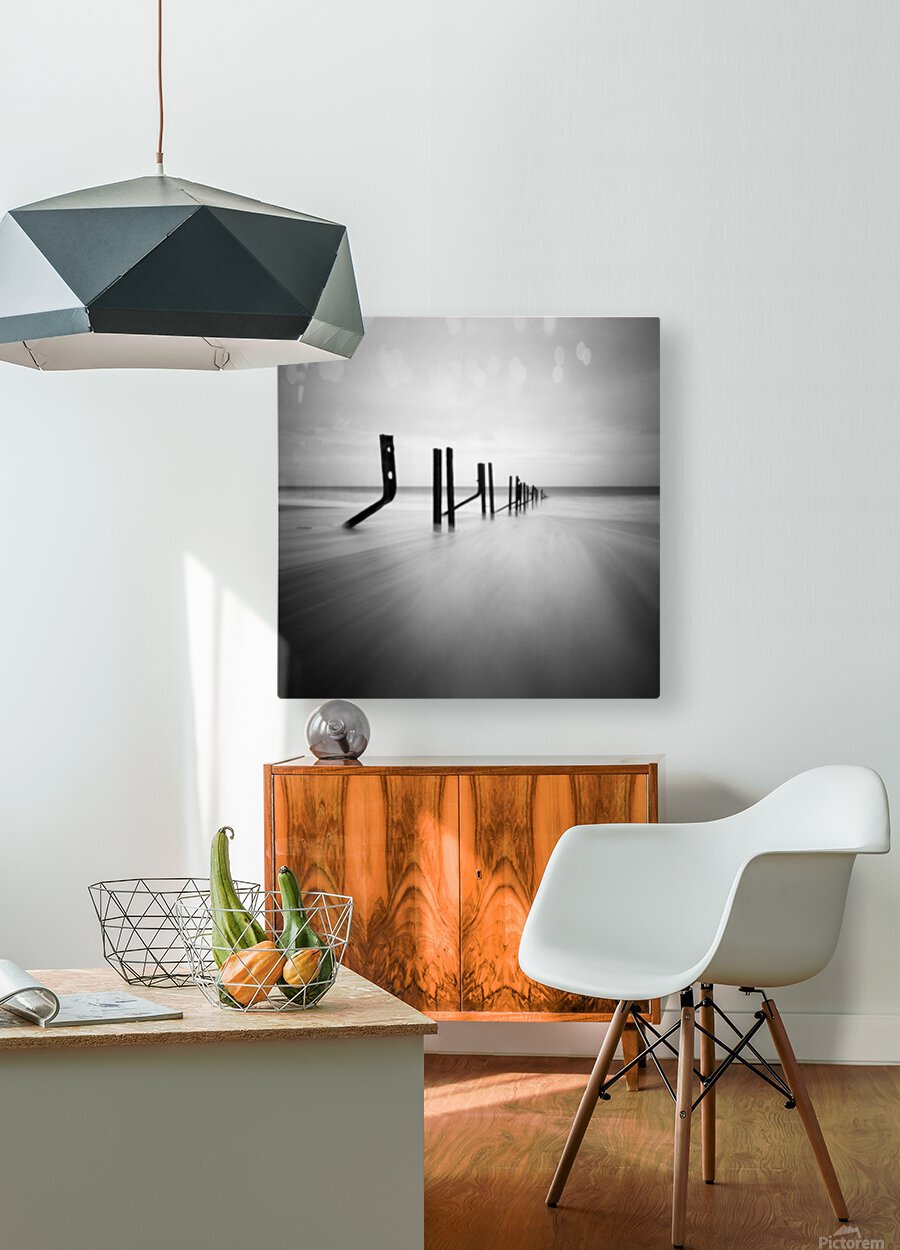 191210 LR66 Ortho 006A  HD Metal print with Floating Frame on Back