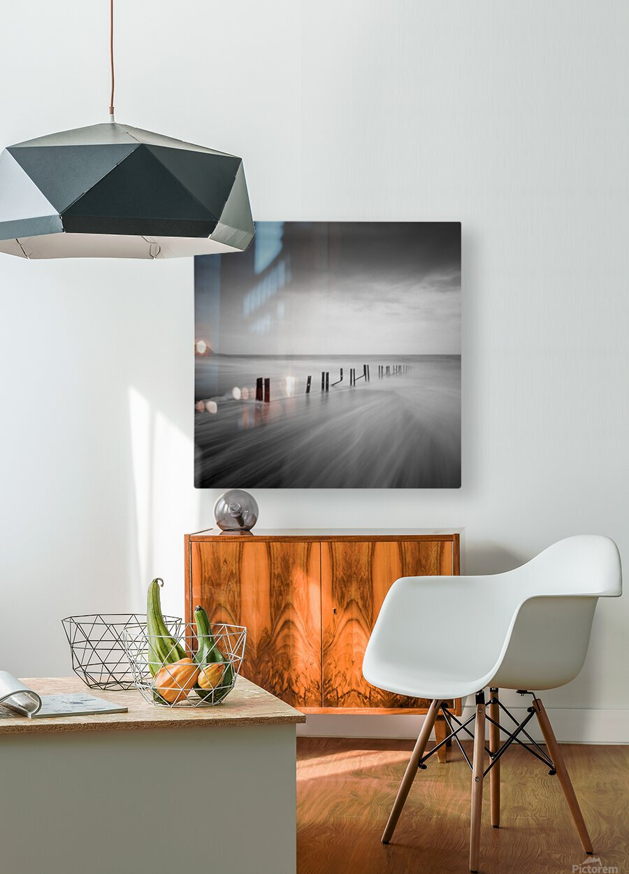 191210 LR66 Ortho 001A  HD Metal print with Floating Frame on Back