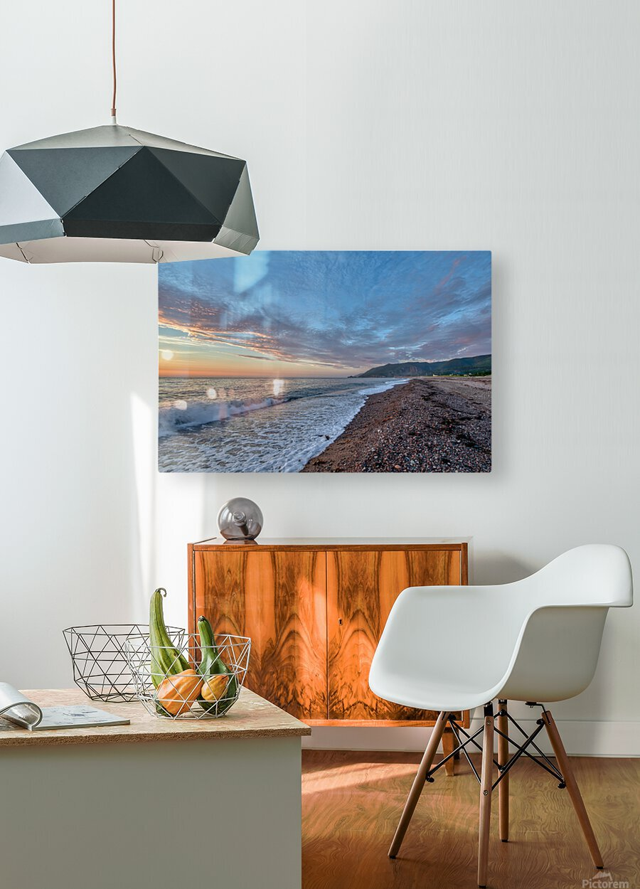 Eye Candy  HD Metal print with Floating Frame on Back