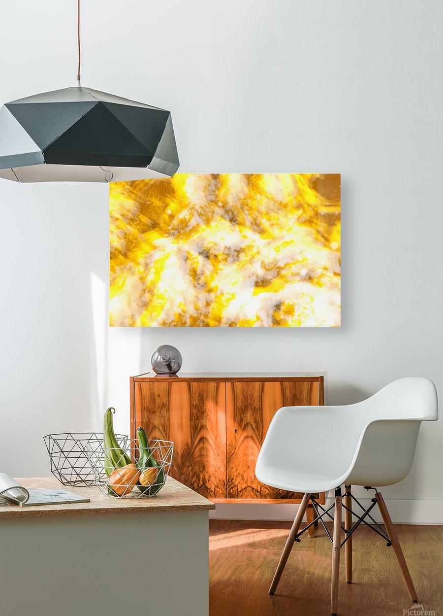 IMGP2185  HD Metal print with Floating Frame on Back