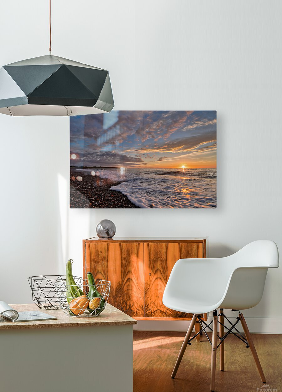 Cape Breton Pleasures  HD Metal print with Floating Frame on Back