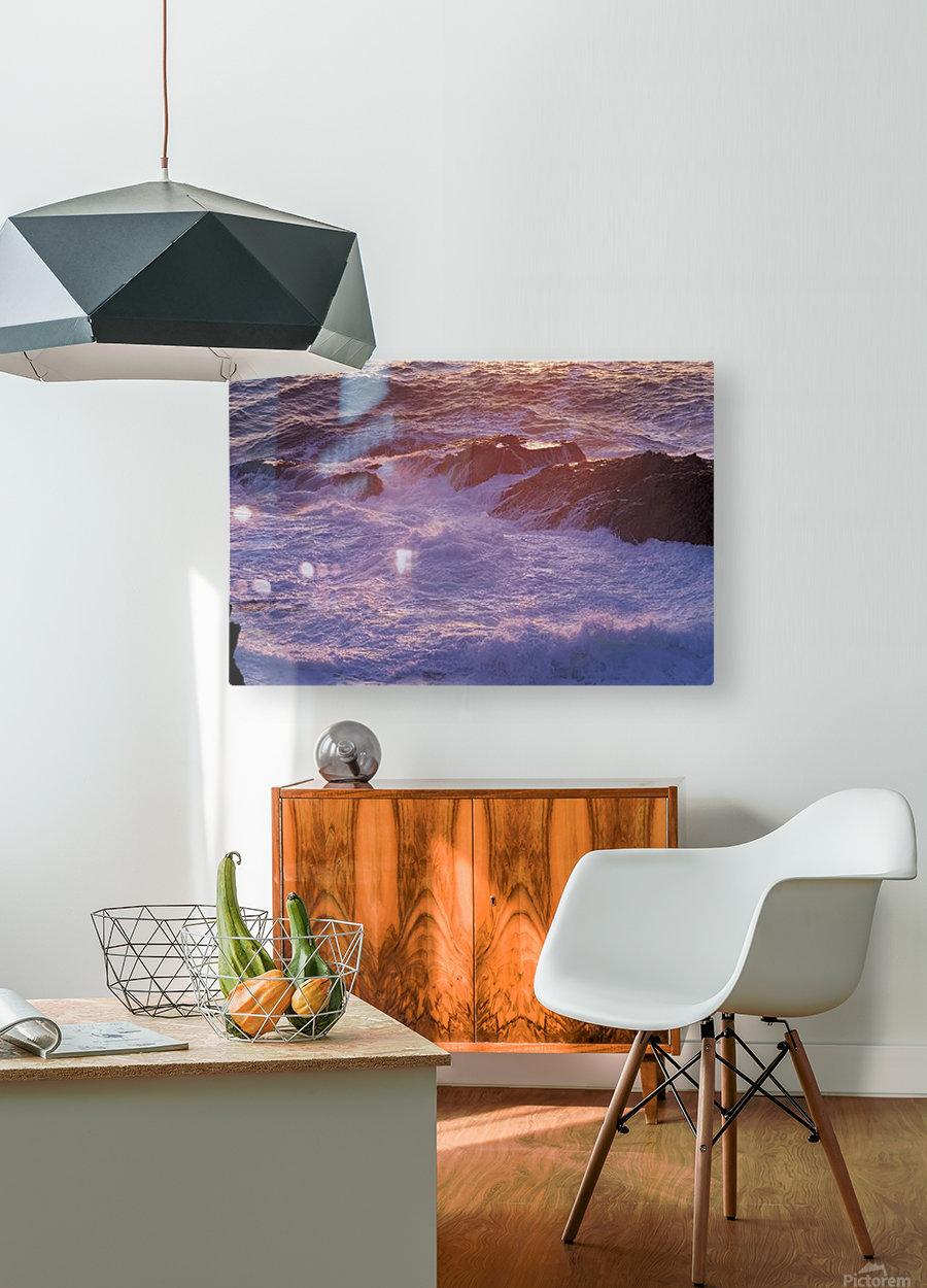 landscape_2_0020  HD Metal print with Floating Frame on Back