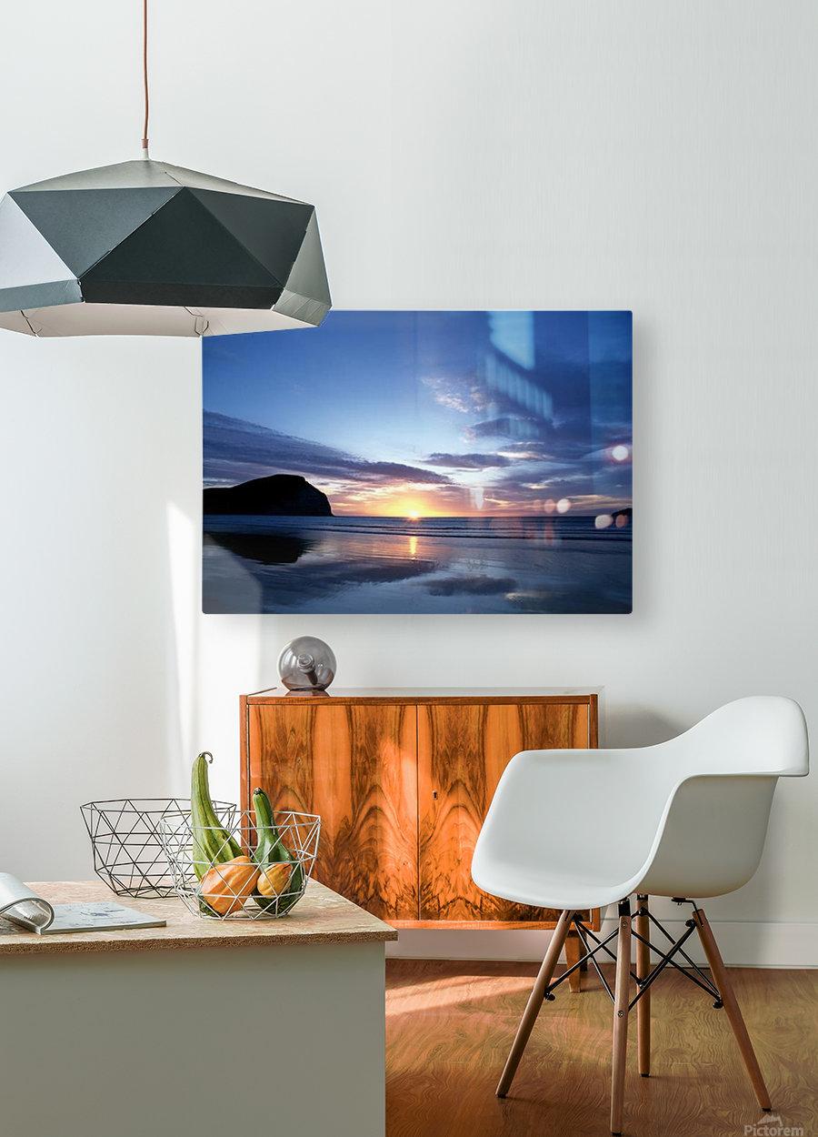 landscape_2_0184  HD Metal print with Floating Frame on Back