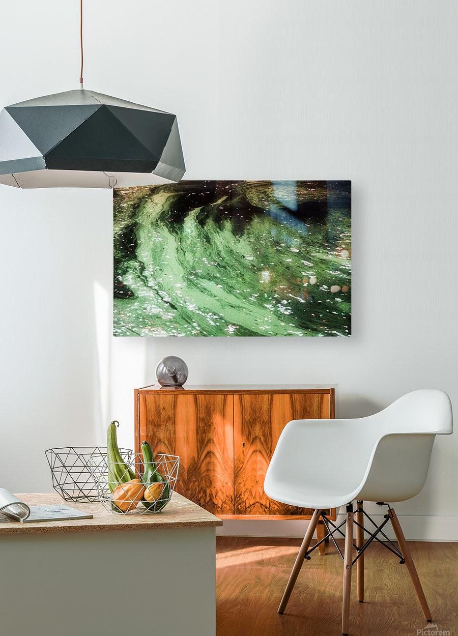 landscape_2_0451  HD Metal print with Floating Frame on Back