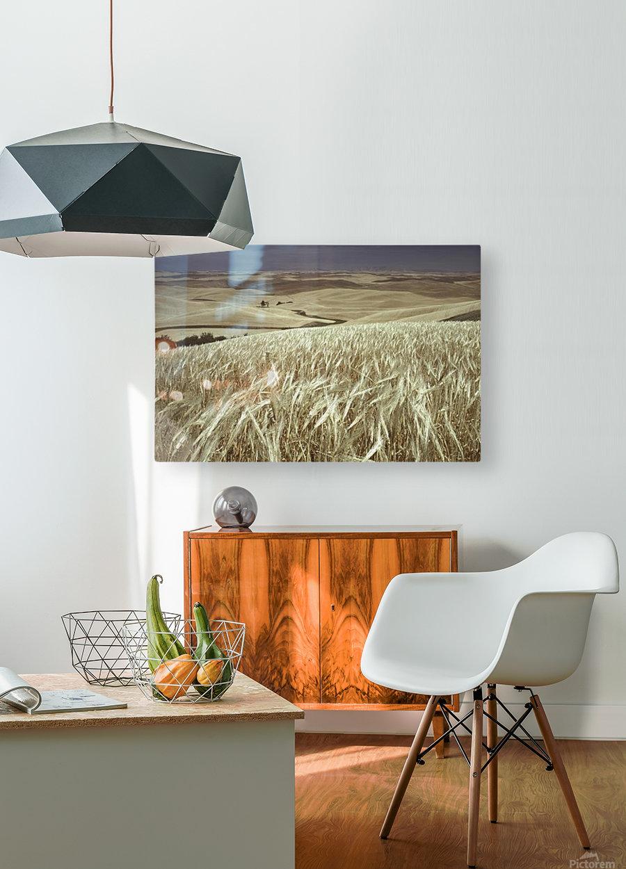landscape_2_0600  HD Metal print with Floating Frame on Back