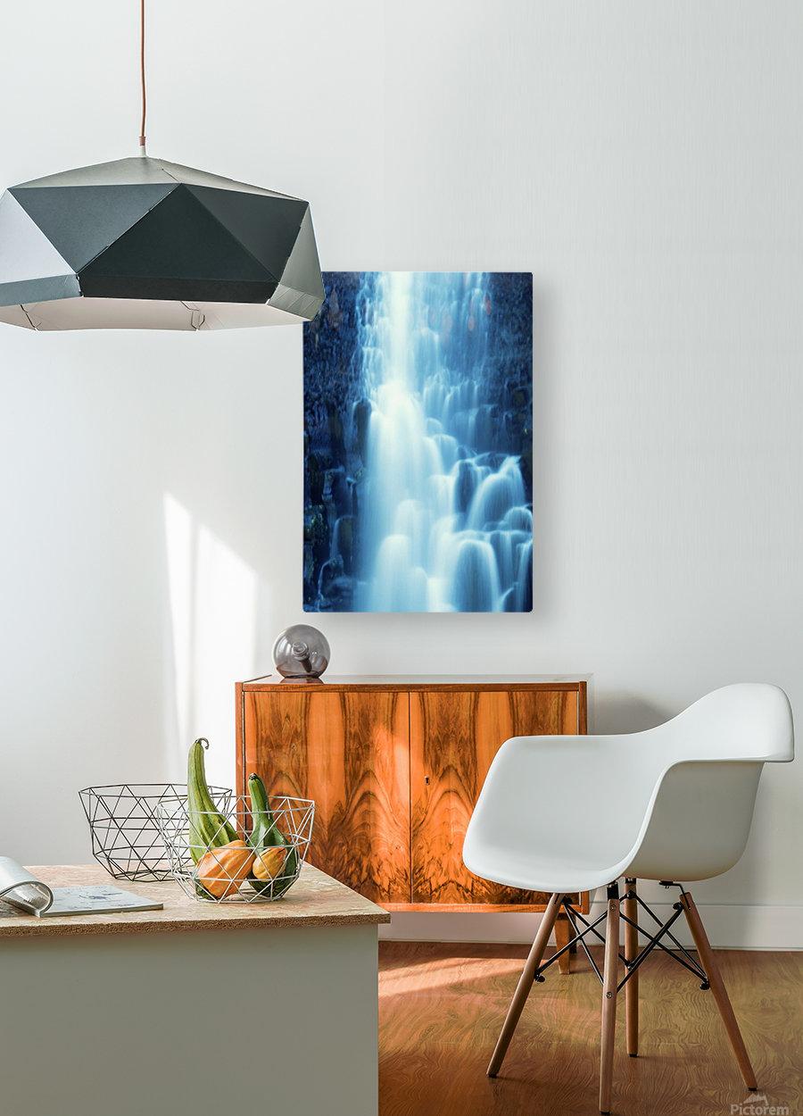 landscape_2_1218  HD Metal print with Floating Frame on Back