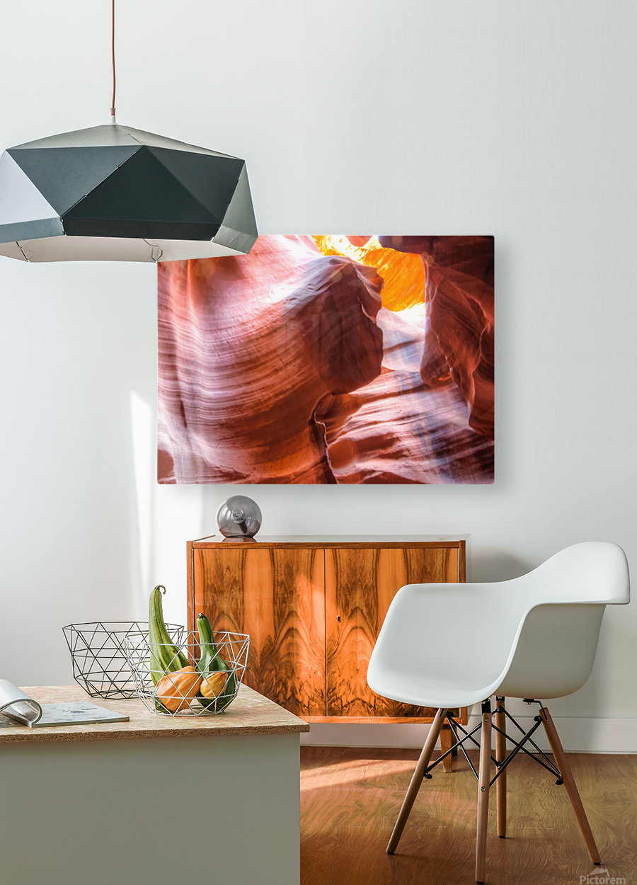 Knuckle Sandwich  HD Metal print with Floating Frame on Back