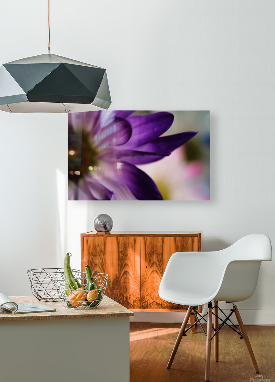 FPS-0002  HD Metal print with Floating Frame on Back