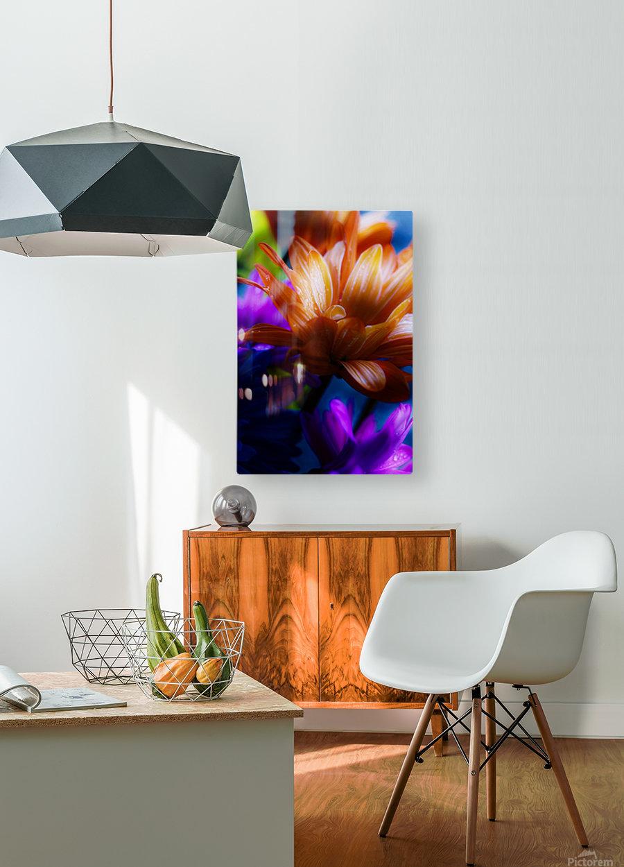 FPS-0059  HD Metal print with Floating Frame on Back