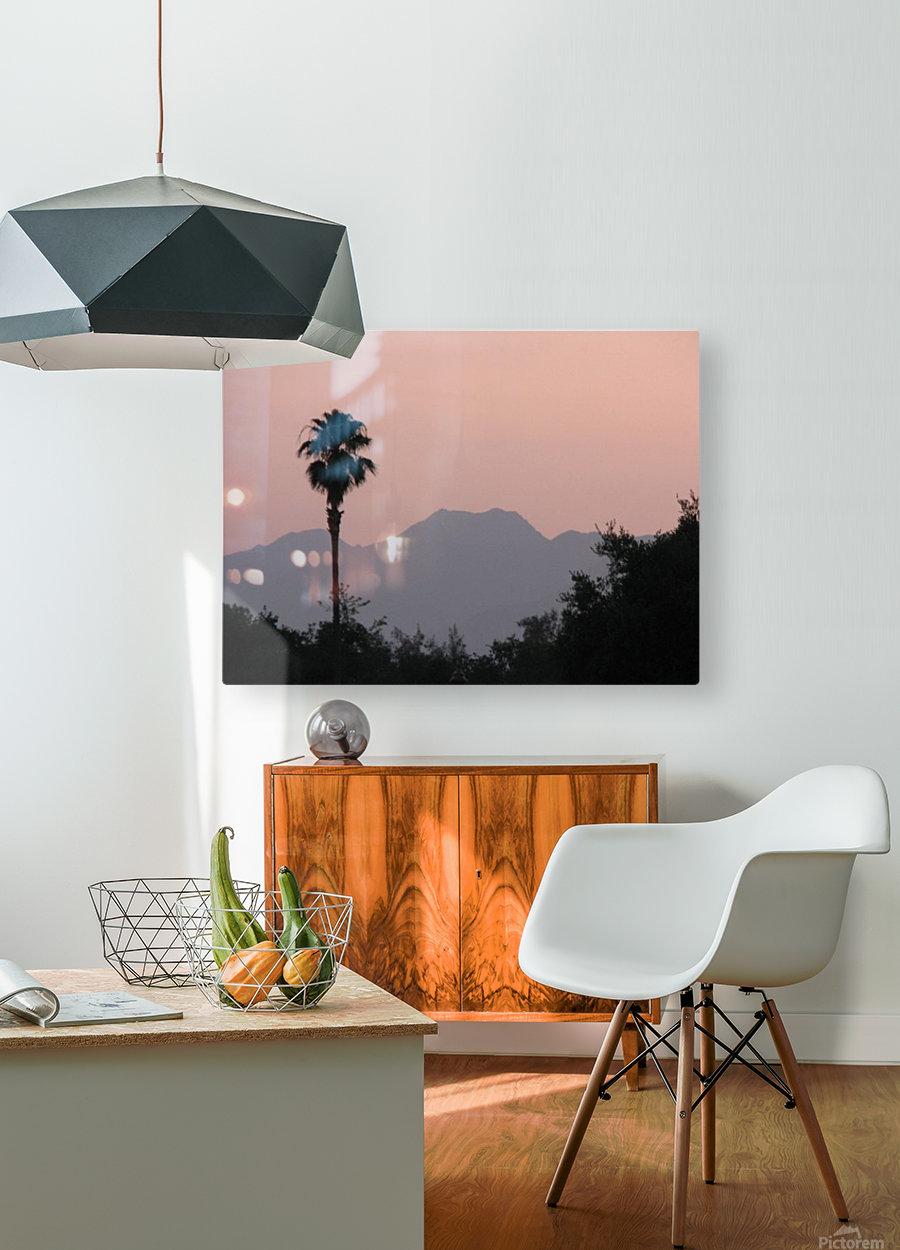 Ojai, California VP1  HD Metal print with Floating Frame on Back