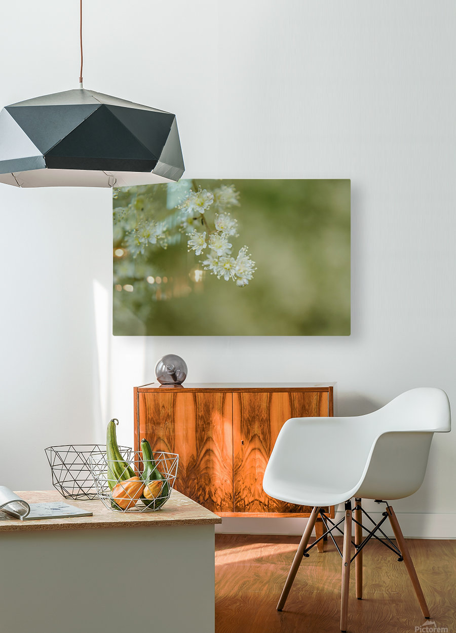 Oceanspray  HD Metal print with Floating Frame on Back