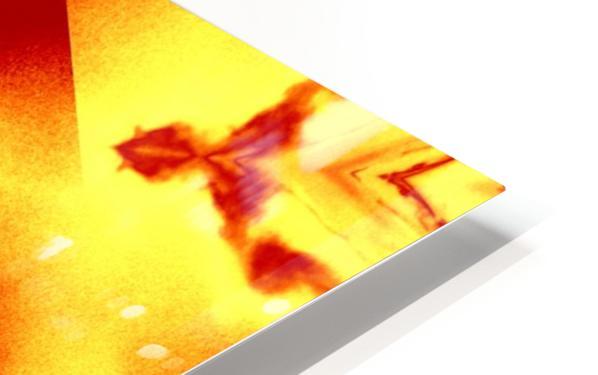 A Flower 12 HD Sublimation Metal print