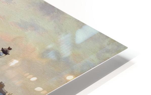 Place of Clichy Impression de sublimation métal HD