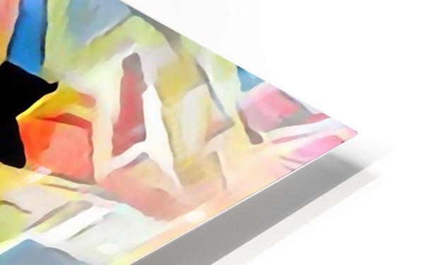 A116_e0 HD Sublimation Metal print
