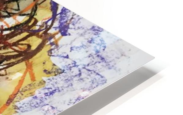 BElanna_32x41cm HD Sublimation Metal print