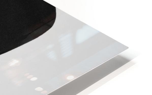 hat HD Sublimation Metal print