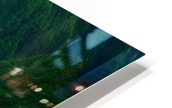 Trou de Fer HD Sublimation Metal print
