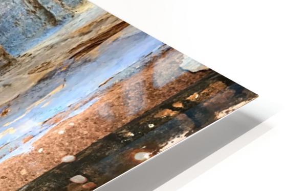 Nap time HD Sublimation Metal print