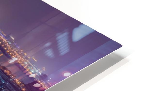 The Nanpu Bridge HD Sublimation Metal print