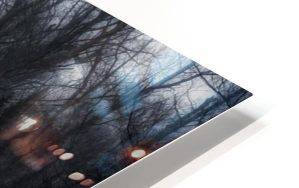 Slalom HD Sublimation Metal print