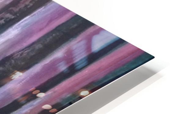 Life  under HD Sublimation Metal print