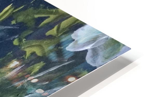 vase HD Sublimation Metal print