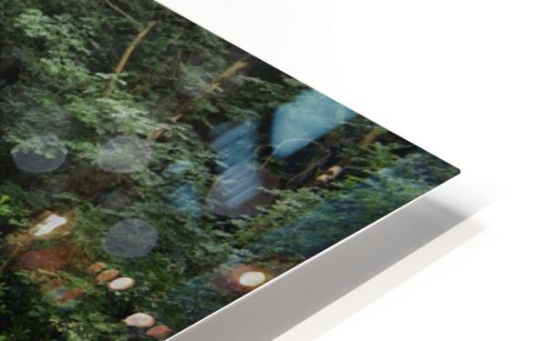 GLENCAR WATERFALL HD Sublimation Metal print