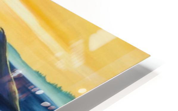 Tofino Beauty HD Sublimation Metal print