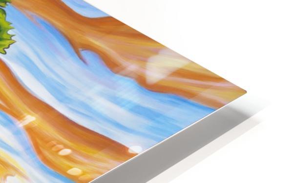 Sedona  HD Sublimation Metal print