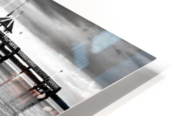 Dark Pier Impression de sublimation métal HD