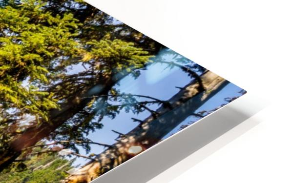 Devil's Lake HD Sublimation Metal print