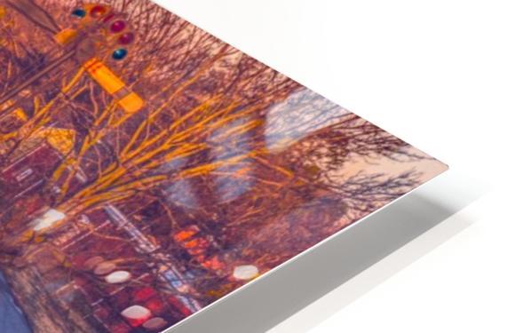 Lonoke, AR   Red Oak  HD Sublimation Metal print