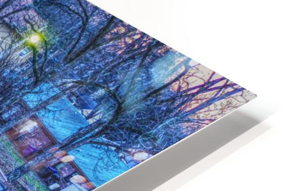 Lonoke, AR   Jackrabbit Dairy Bar  HD Sublimation Metal print