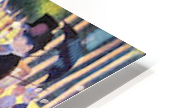 Sunday at La Grande Jatte by Seurat HD Sublimation Metal print